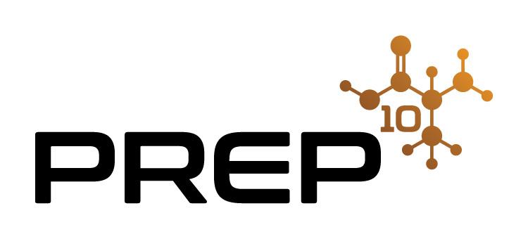 Prep10 Prep 10 Dairy Industry Logo Branding Corporate Identity Design Concept 02