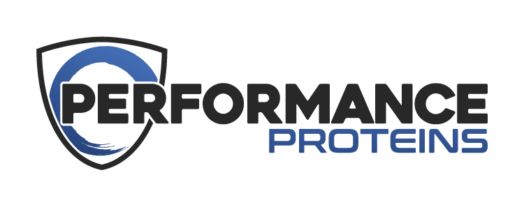 Performance Proteins Dairy Industry Logo Branding Corporate Identity Design Concept 01