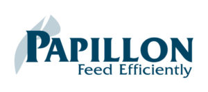 Papillon Feed Efficiently Dairy Industry Logo Branding Corporate Identity Design Original