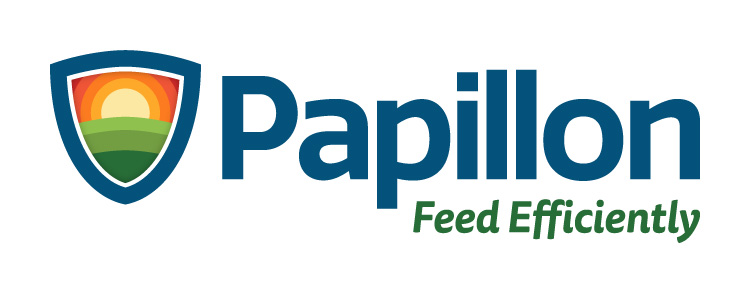 Papillon Feed Efficiently Dairy Industry Logo Branding Corporate Identity Design Concept 07