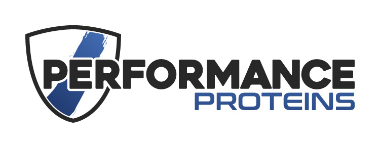 Performance Proteins Dairy Industry Logo Branding Corporate Identity Design Concept 04