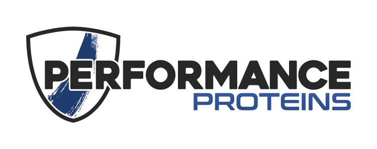 Performance Proteins Dairy Industry Logo Branding Corporate Identity Design Concept 03