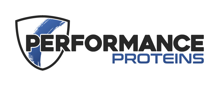 Performance Proteins Dairy Industry Logo Branding Corporate Identity Design Concept 02