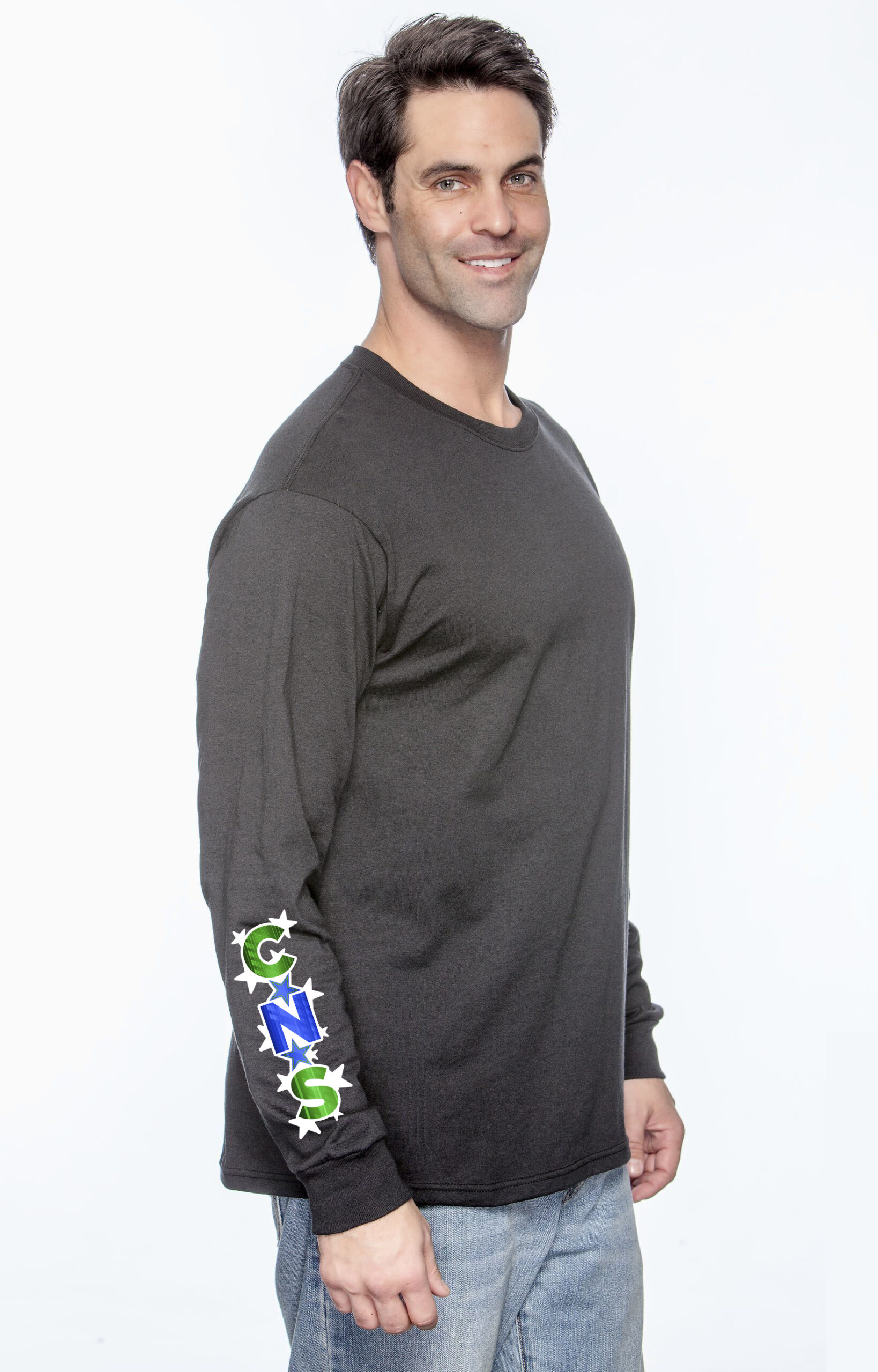 Long Sleeve Shirt CNS On Arm